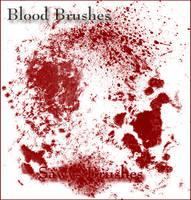 Blood by Sawy-Stock