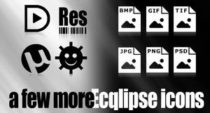 a few more Ecqlipse Icons