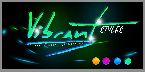 +VibrantStyles by SoMagicalBrightness