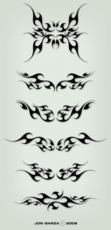 Vector Tribal Wings by djog