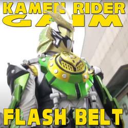 Kamen Rider Gaim Flash Belt 5.43