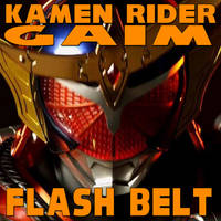 Kamen Rider Gaim Flash Belt 5.33 by CometComics