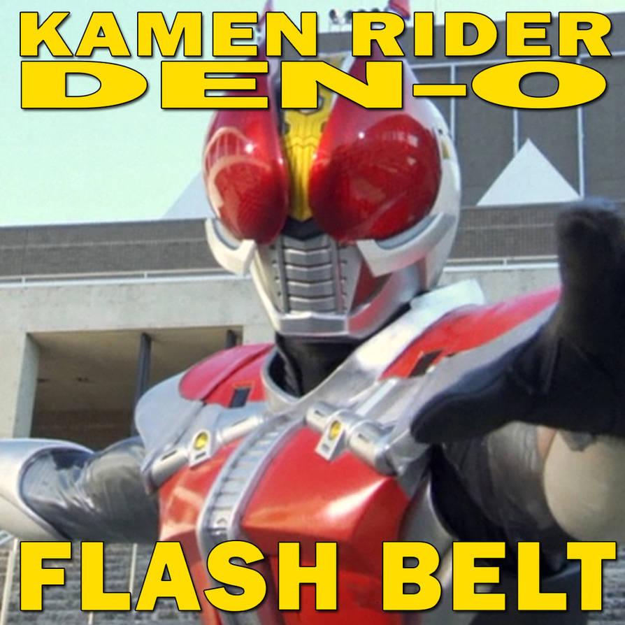 Kamen Rider Den-o Flash Belt 2.11 By CometComics On DeviantArt