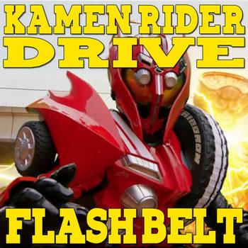 Kamen Rider Drive Flash Belt 3.2 by CometComics