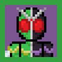 Kamen Rider Double Sprite Flash by CometComics