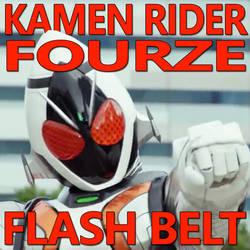 Kamen Rider Fourze Flash Belt 1.38 by CometComics