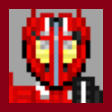 Kamen Rider Drive Sprite Flash by CometComics