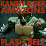 Kamen Rider Amazons Flash Belt 1.11