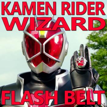 Kamen Rider Wizard Flash Belt 1.2 by CometComics