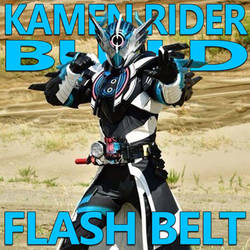 Kamen Rider Build Flash Belt 1.4 by CometComics