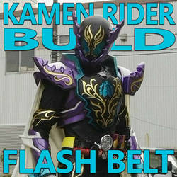 Kamen Rider Build Flash Belt 1.333 by CometComics