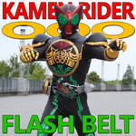 Kamen Rider OOO Flash Belt 1.123 by CometComics