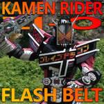 Kamen Rider ZI-O Flash Belt 1.0
