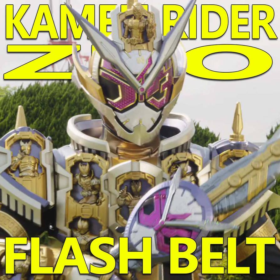 Kamen Rider ZI-O Flash Belt  473 by CometComics on DeviantArt