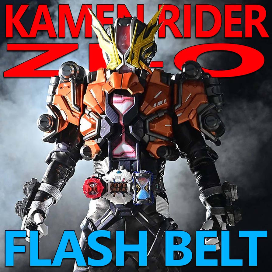 Kamen Rider ZI-O Flash Belt .442 by CometComics on DeviantArt
