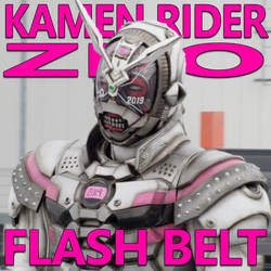 Kamen Rider ZI-O Flash Belt .8