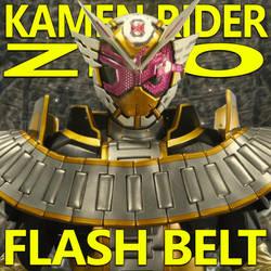 Kamen Rider ZI-O Flash Belt .52