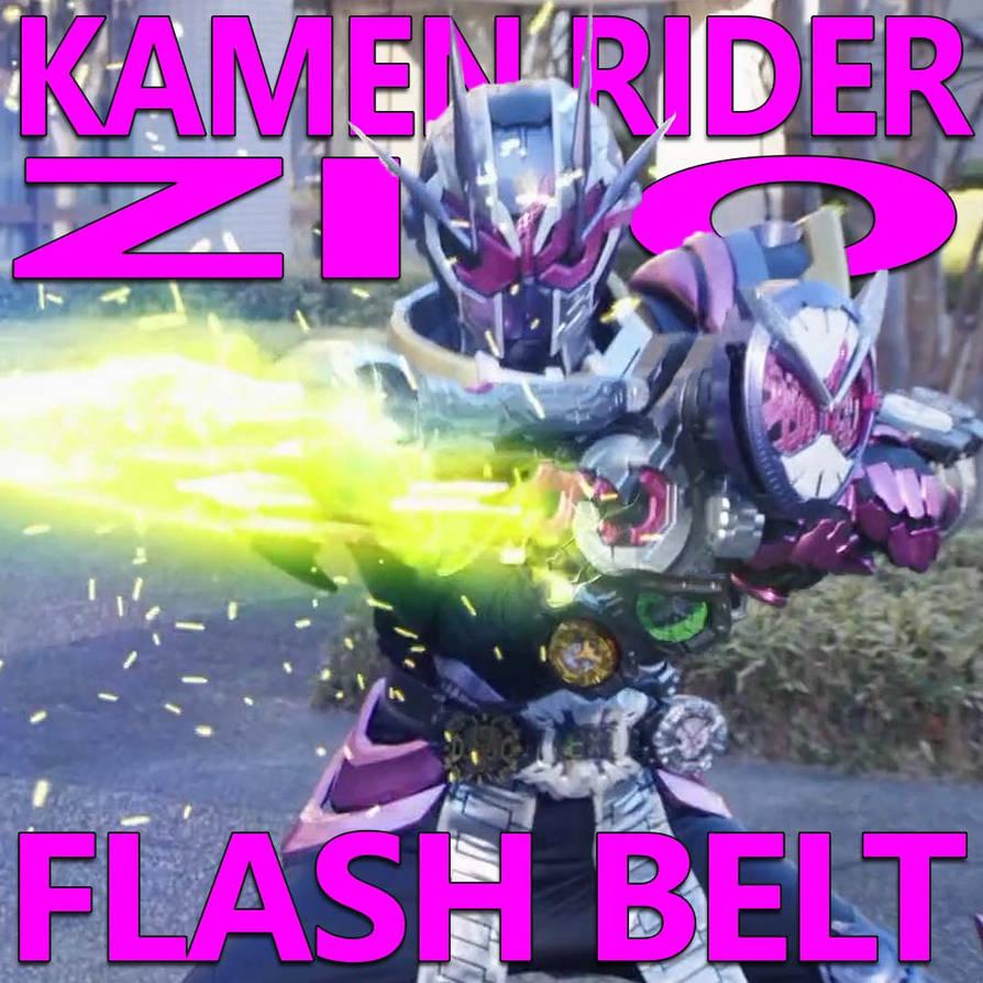 Kamen Rider ZI-O Flash Belt .433 By CometComics On DeviantArt