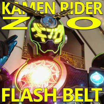 Kamen Rider ZI-O Flash Belt .455