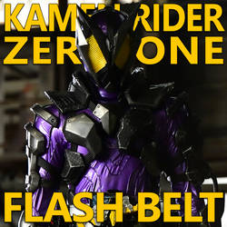Kamen Rider Zero-One Flash Belt .8