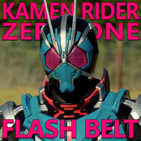 Kamen Rider Zero-One Flash Belt 1.48
