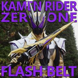 Kamen Rider Zero-One Flash Belt 2.000 by CometComics