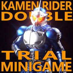 Kamen Rider Double Trial Mini-Game