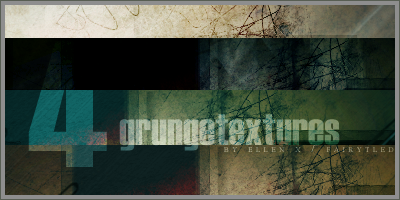 Grunge Textures by missfairytaled