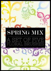 Spring Mix Brushes