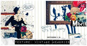 Texture: Vintage Memories