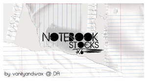 Notebook Stocks 001 x6