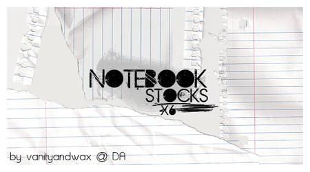 Notebook Stocks 001 x6