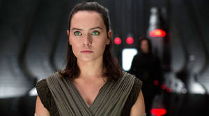 Rey sees her future