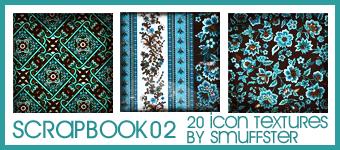 Scrapbook textures v2 by smuffster