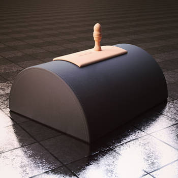 Sybian for Daz Studio by forged3DX