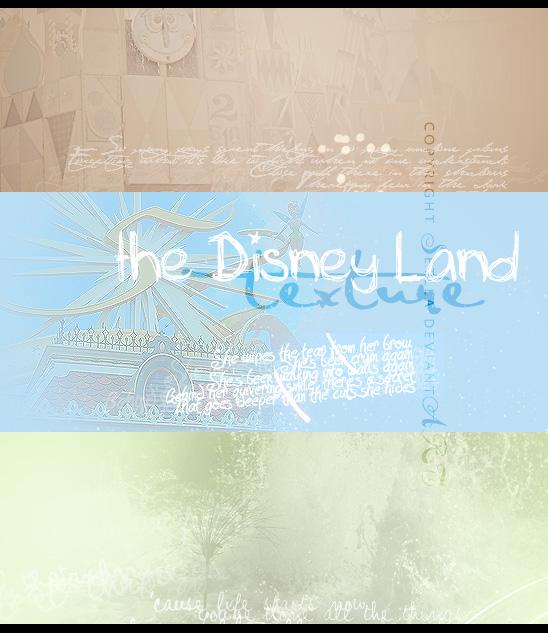 The Disney Land Texture By Twi Setlla On Deviantart