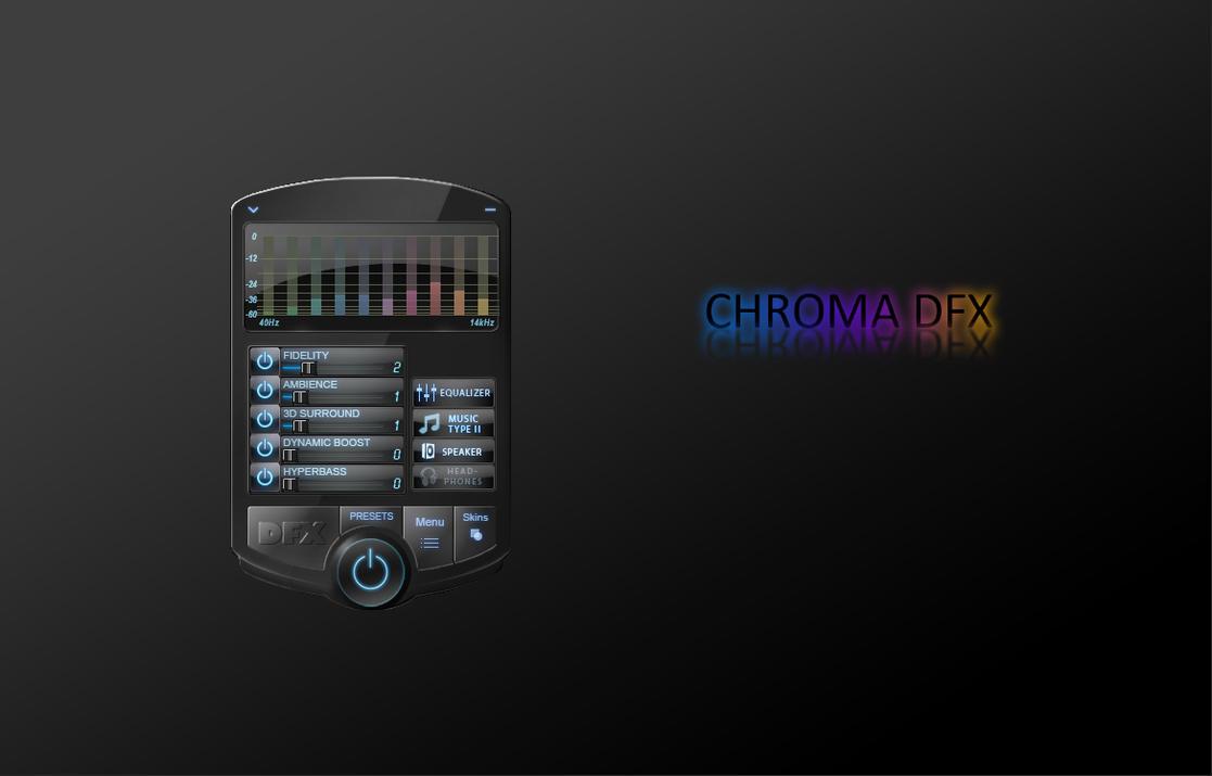 Chroma DFX by OctogunSalata