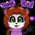 Panda Jenn: Thank You!