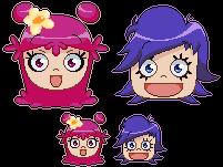 Puffy AmiYumi Icon Sets