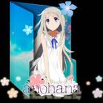 AnoHana Folder Icon