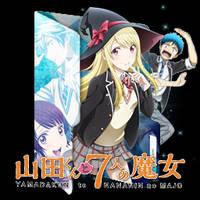 Yamada-kun to 7nin no Majo Folder Icon by Kiddblaster