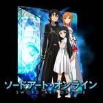Sword Art Online Folder Icon