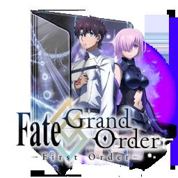 Fate Grand Order First Order Folder Icon By Kiddblaster On Deviantart