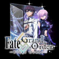 Fate/Grand Order: (First Order) Folder Icon by Kiddblaster