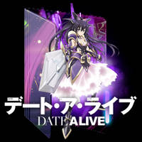 Date A Live Folder Icon by Kiddblaster