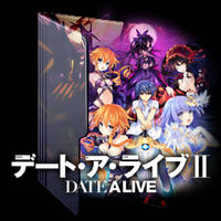Date A Live 2 Folder Icon by Kiddblaster