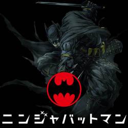 Batman Ninja - Anime Icon