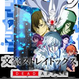Bungou Stray Dogs: Dead Apple Folder Icon by Kiddblaster ...