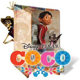 Coco The Movie Folder Icon By Kiddblaster On Deviantart