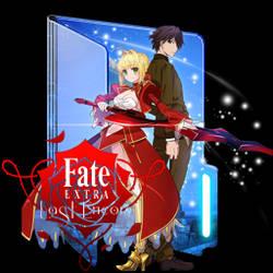 Fate/Extra Last Encore v2 Folder Icon by Kiddblaster